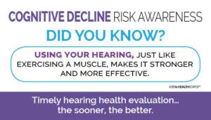 Cognitive Decline Risk Awareness Card Image