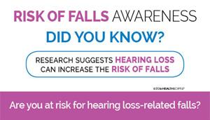 Risk of Falls Awareness Card Image